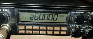 Ranger RCI 2950 CB Radio AM FM SSB CW /Astatic D-104 Microphone