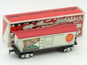 Marx Trains Patton Paint Box Car Modern Marx With Box #7345