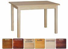 Kindertisch Esstisch Küchentisch Speisetisch Tisch Kiefer massiv Tische