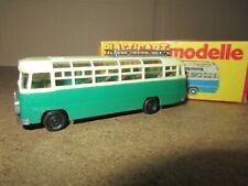 675H Plasticart Modelle DDR 1083 Bus Ikarus 311 Ho + Boite Jouet Plastique