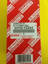 TOYOTA OEM Engine-Oil Filter 04152YZZA4