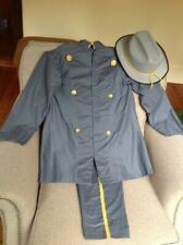 Civil War Costume Confederate Officers Uniform Youth