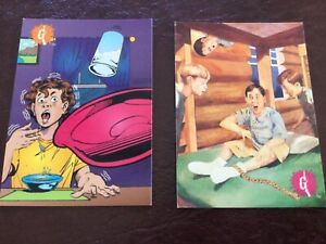 Original Goosebumps Topps Collectors Cards