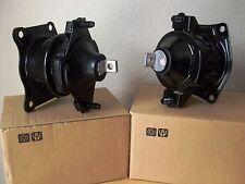 FRONT & REAR LOWER ENGINE MOUNTS -- FITS: 2006-2007 HONDA ACCORD (3.0L, V6).