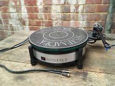 Systemdek II Turntable Rega RB301 Tone Arm Biscuit Tin Record Player Elys 2 11