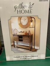 Gather Home Floor Lamp Antigue