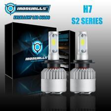 1500W 225000LM H7 LED Headlight Kit Bulbs High or Low Beam 6000K Lamps Lights