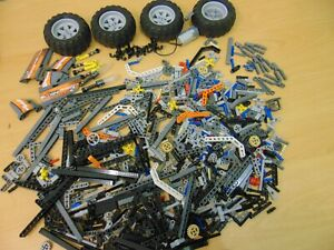 LEGO TECHNIC SET 8297 OFF ROADER VEHICLE INCOMPLETE SPARE PARTS x 852 PIECES