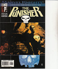 The Punisher-Vol 4 Issue 33-Marvel Comic