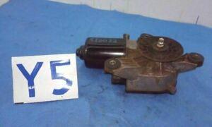 1991-02 CHEVROLET 1500 2500 3500 PICKUP Windshield Wiper Motor