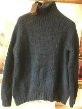 """MASSIMO DUTTI """"WOOL MOHAIR JUMPER"""" size UK8 /EURXS / USAXS / MEX28 Made In ITALY"""