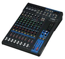MISCHPULT YAMAHA MG12 DJ MIXER CONSOLE EQUALIZER STUDIO ANALOG XLR STEREO NEU