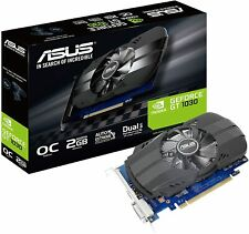 ASUS Phoenix GeForce GT1030 O2G 2GB DirectX 12 Grafikkarte