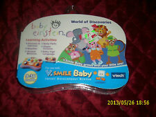 V SMILE BABY VTECH BABY EINSTEIN WORLD OF DISCOVERIES