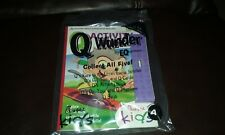 2017 Chick-fil-A Kids Meal Q Wunder Q's Activity Book NEW SEALED NIP