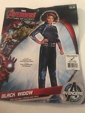 Avengers Black Widow Costume Child Small (4-6)
