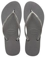9b3ee083b77e Original Havaianas Slim Flip Flops - Women - 15 Colours - UK Size 3 4 5