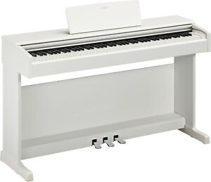 Yamaha YDP-144 WH weiß matt   Digital Piano   Epiano   elektrisches Klavier