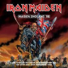 IRON MAIDEN Maiden England 88 2cd NUOVO/SIGILLATO/SEALED REMASTERED