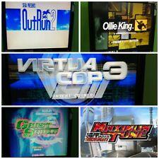 Sega Chihiro Kit Multi  5 Game Piforce No Naomi Sega Neo Geo Jamma