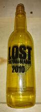 Lost TV Series Final Season Prize Contest Bottle Prop W Dharma USB Key & message