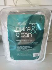 Allerease Pure Clean Mattress Pad Full