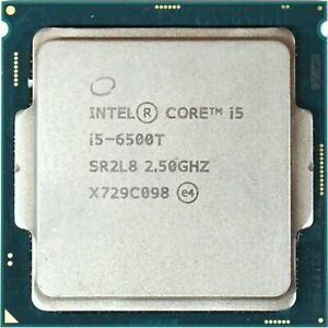 CPU PROCESSORE INTEL i5-6500T 2.50GHz QUAD CORE Skylake S MAX 3.1GHz SOCKET 1151