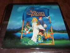 The Swan Princess Laserdisc LD