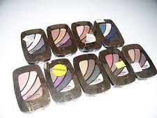 Lot of 9 Loreal Colour Riche Eye Shadow Quads NO REPEATS Mix Variety New
