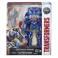 Transformers The Last Knight Premier Edition Leader Class Optimus Prime Figure