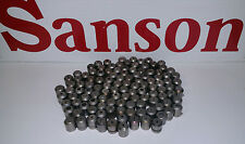 "Big Lot of 115 Miscellaneous 1/2"" Thick Turret Dies- Various Sizes and Shapes -"