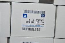 ORIGINAL OPEL GM FUEL FILTER DIESEL FILTER 5818083 GM 93190458 ASTRA H NEU