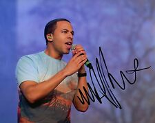 Marvin Humes Genuine Hand Signed 10x8 Photo
