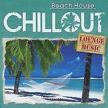 Chillout-Beach House/Lounge Music von Various   CD   Zustand sehr gut