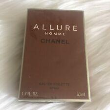 New Chanel Allure Homme Eau De Toilette Spray 1.7 Fl oz 50ml NIB