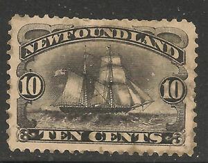 Newfoundland Scott  59  Mint Hinged