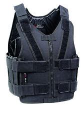 Stichschutzweste mit Reißverschluss * Security * Stich- u. Schlagschutz