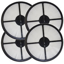 4-Pack HQRP HEPA Filter for Electrolux EF35 EF-35, 5404A, Z 5400A, LZ5400