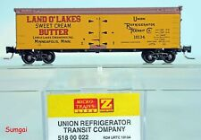 Micro Trains Z Scale/Ga MTL 518 00 022 Land O' Lakes 40' Billboard Reefer 10134
