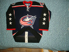 COLUMBUS BLUE JACKETS 2006 REEBOK 6100 AUTHENTIC CENTER ICE PRO GAME JERSEY NEW