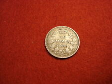 Canada 10 Cents 1890