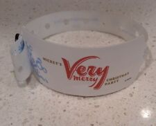 2015 Walt Disney World's Mickey's Very Merry Christmas Party Bracelet Admission