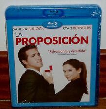 LA PROPOSICION-THE PROPOSAL-BLU-RAY-NUEVO-NEW-PRECINTADO-SEALED-COMEDIA