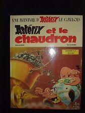 ASTERIX ET LE CHAUDRON EO 1969 UDERZO GOSCINNY BEL ETAT