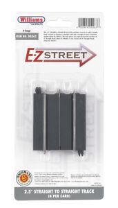 "O EZ STREET 2.5"" STRAIGHT/STRAIGHT(4)          BAC00263   NIB NEVER OPENED"