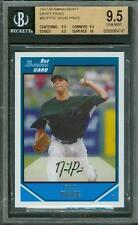2007 Bowman Draft David Price #BDPP55 BGS 9.5 SUB 10 Rookie Red Sox