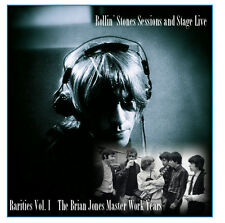 Rolling Stones Sessions and Stage Live The Brian Jones Years 2 CD Set