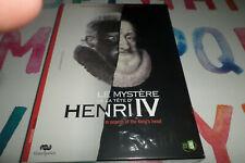LE MYSTERE DE LA TÊTE D'HENRI IV - documentaire / STEPHANE GABET / DVD NEUF