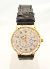 Orologio Philip Watch vintage classico automatico in oro giallo 18 kt. anni '90