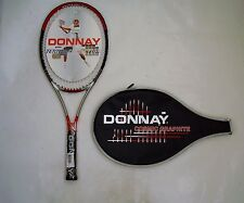 DONNAY Cosmic Graphite Graduate 26 inch Tennis Racquet & Cover RRP$89 10-12 age